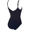 arena Jessica Wing Back One Piece Swimsuit Women navy